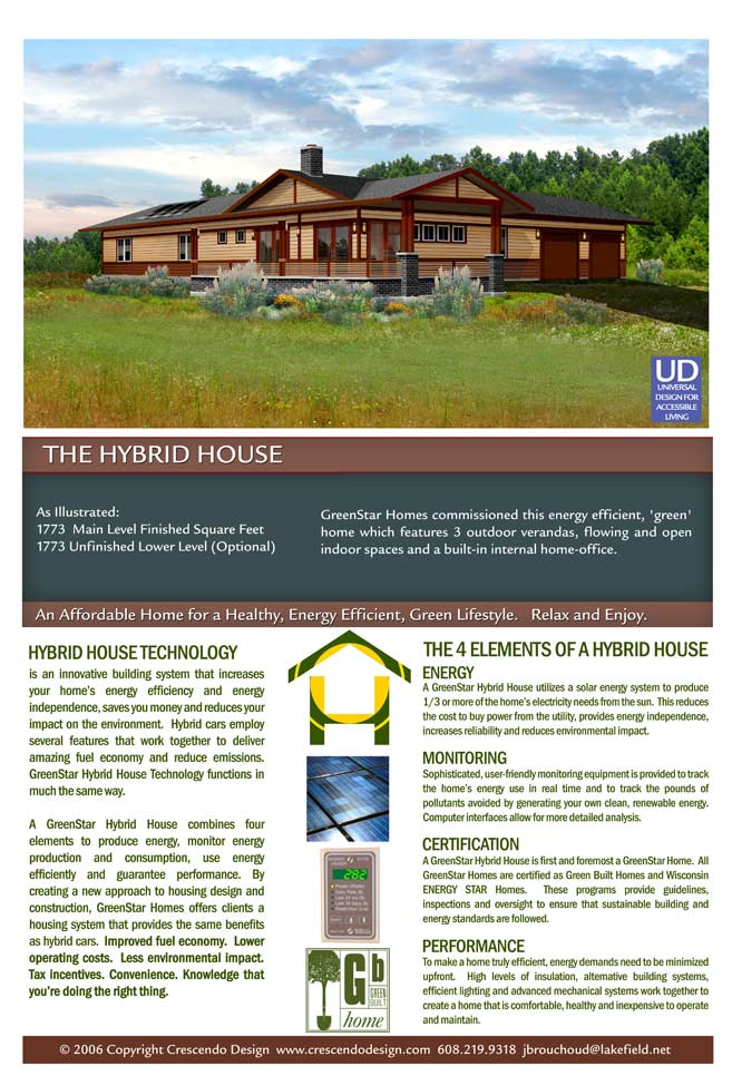 Hybrid Main lg The Hybrid House Concept