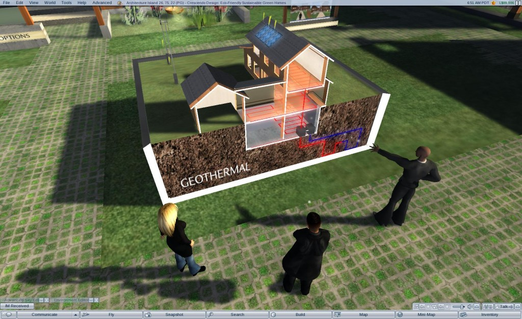 Using Virtual Reality in Residential Design Arch Virtual